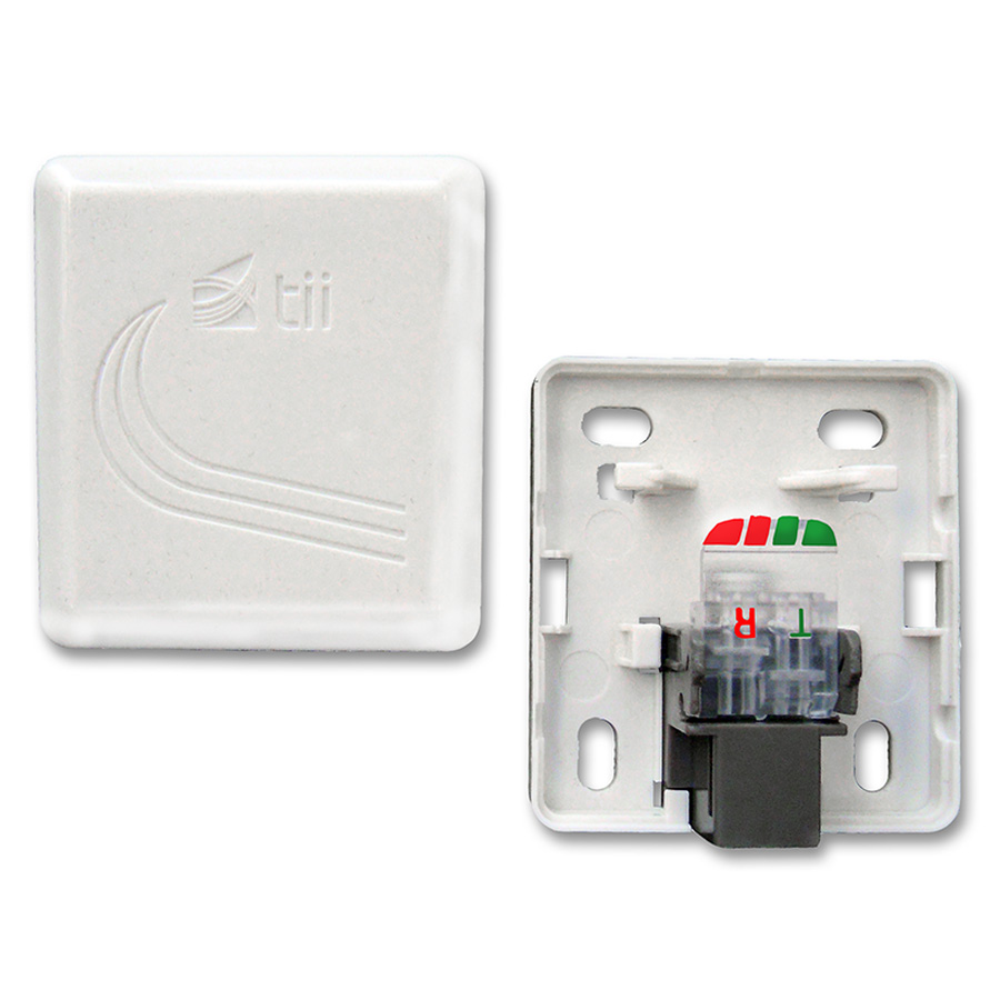 Tii Network Technologies Wire Terminals Home Telephone Wiring Block Terminal 751b Surface Mount Gel Sealed Jack